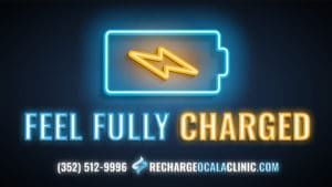 Recharge fully charged TVart