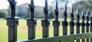 Antebellum fence