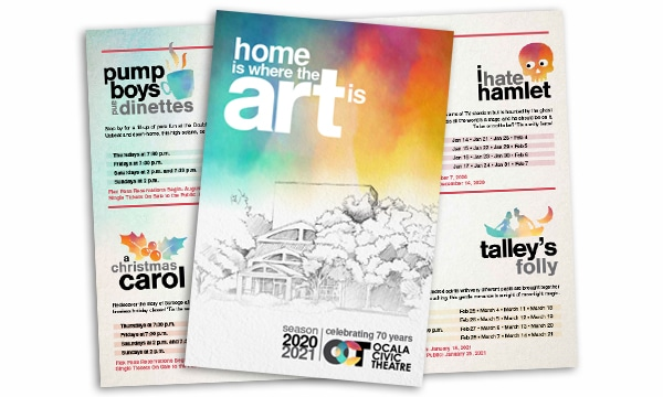 OCT logo 20 21 brochure