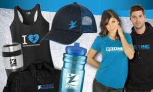 ZHF Zone swag