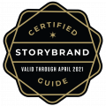 Web StoryBrand Guide Badge